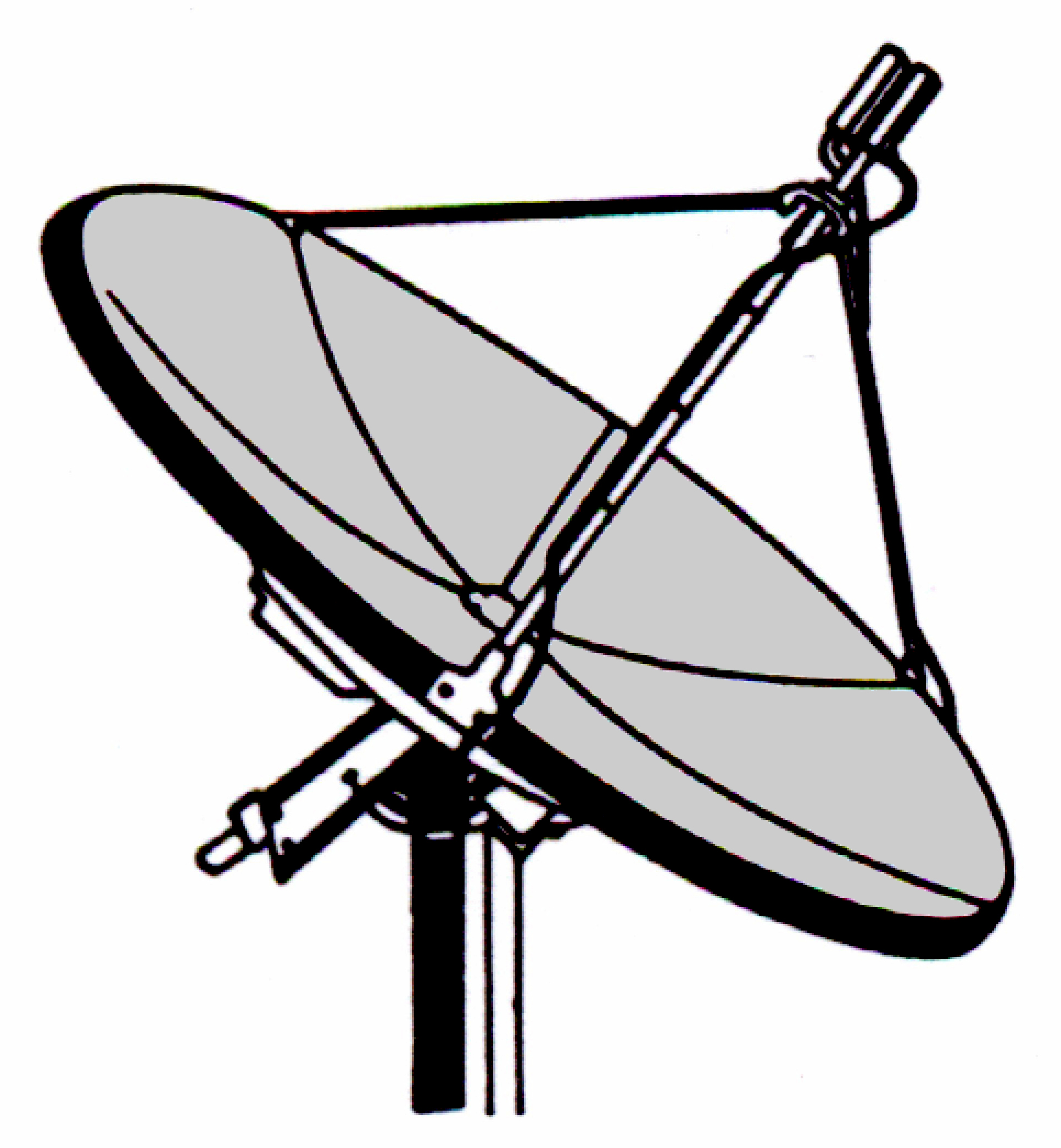 Satelite TV antenak