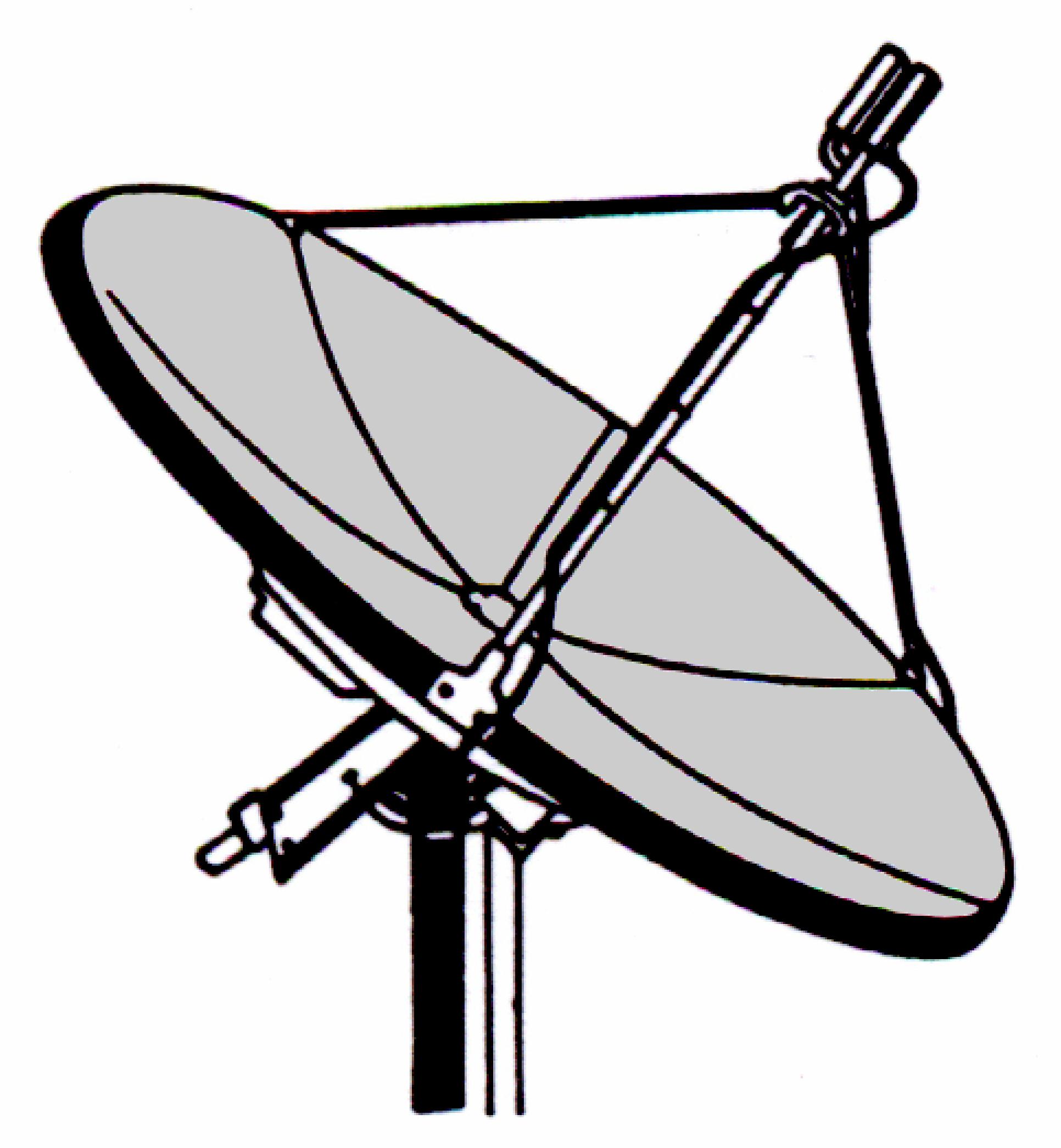 Antenas de TV Satélite